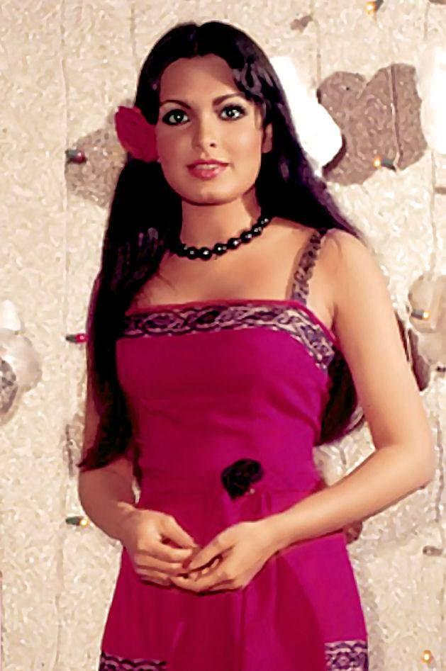 Most Gorgeous Parveen Babi!