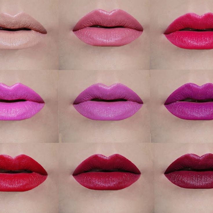 Delia gives a glimpse of her gifted AVON True Color Perfectly Matte Lipstick Collection. Click through to check out her swatches. #AvonFreebie
