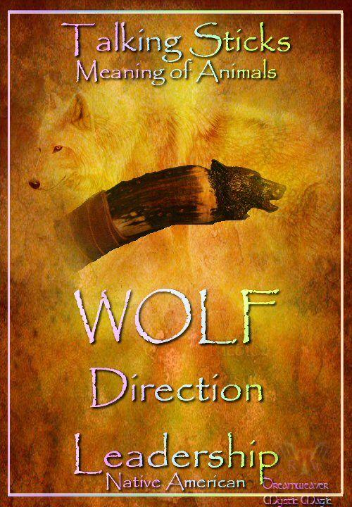 WOLF Direction Leadership