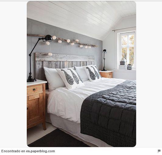 34 ideas de cabeceros de cama originales que puedes hacer tú mismo (DIY) - Trucos de bricolaje