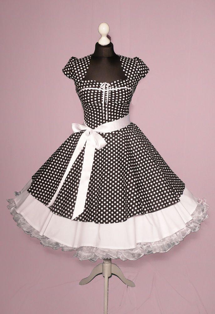 Kleider 50er 60er style