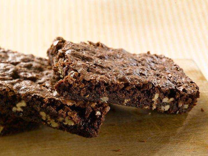 Chocolate Brownies #ricekrispies #treats #brownies #chocolate #recipe #decadent #holidaybaking