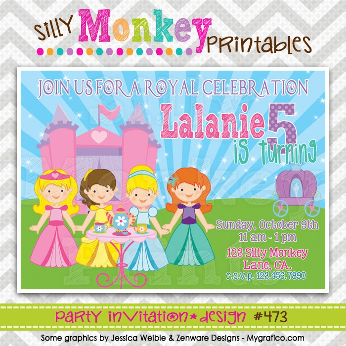 117 best invites images on Pinterest | Birthday party ideas, 5th ...