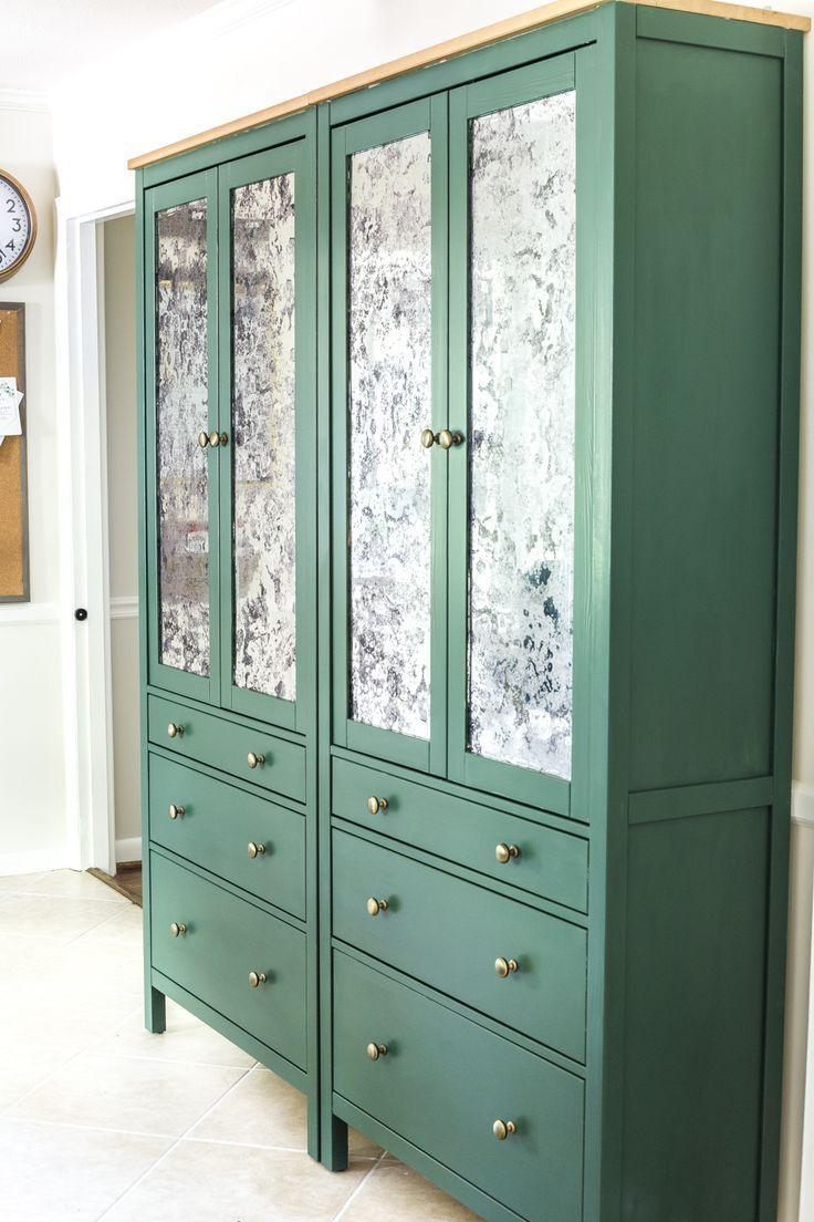 Diy Ikea Hemnes Pantry Cabinet Ikea Diy Speisekammer Schrank