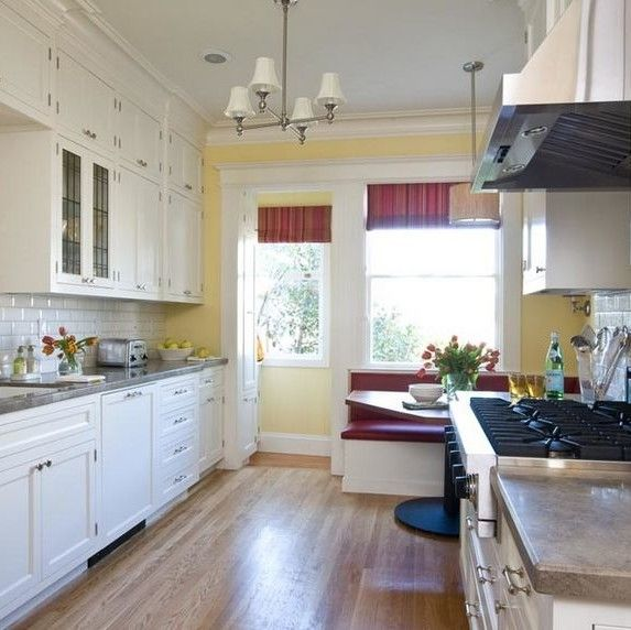 Kitchen Modern Painted Cabinets Pendant Lighting Countertops Sinks Painting Faucets Kitchen Nook Bench Remodeling Clever Ways About Kitchen Remodel Ideas You Must See