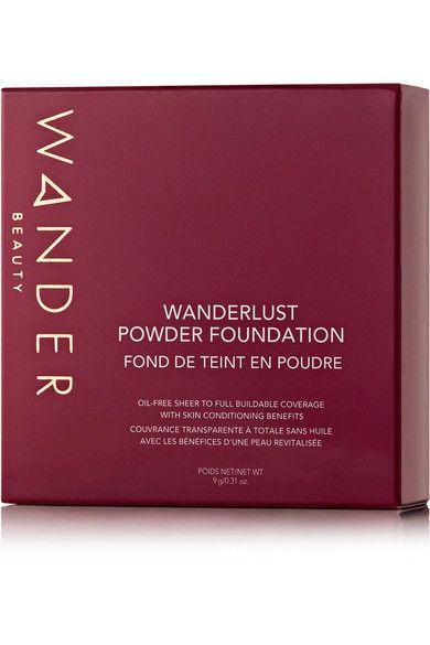 Wander Beauty - Wanderlust Powder Foundation - Fair - Neutral - one size