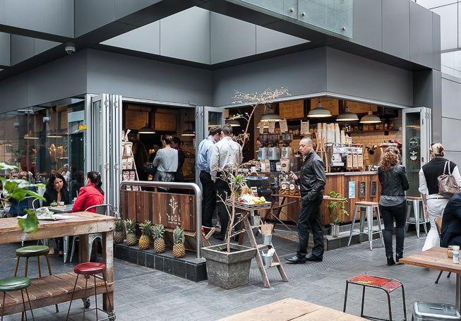 Nook urban fresh bar sydney cbd broadsheet sydney for Food bar sydney