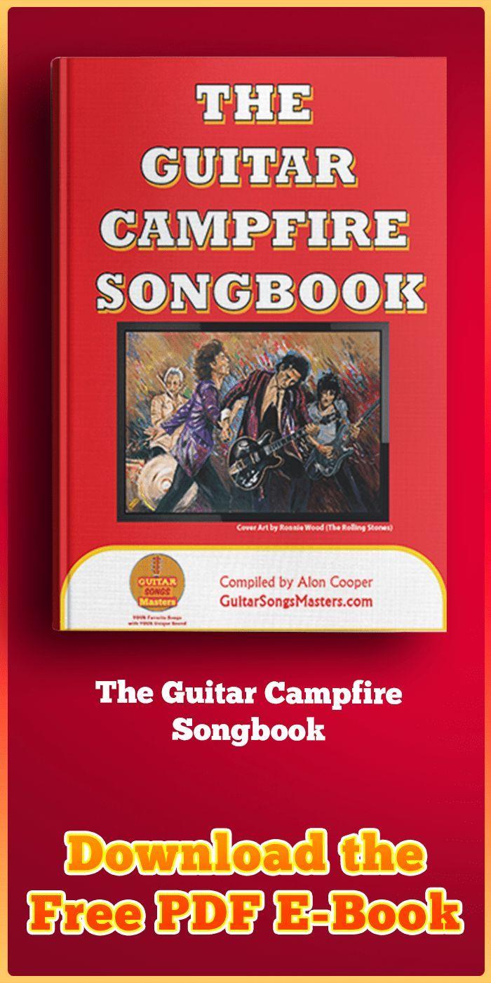 The Guitar Campfire Songbook - free e-book download #guitar