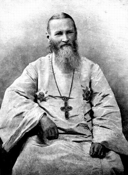 St. John of Kronstadt:  The candles lit before icons of saints reflect their ardent love for God for Whose sake . . .