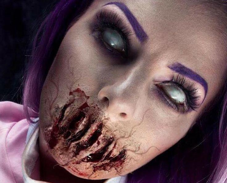 Resultado de imagen para maquillajes para halloween