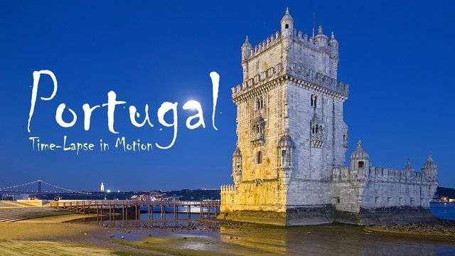 Fantastyczny time-laps z Lizbony i Sesimbry! Przed zobaczeniem koniecznie włączcie tryb pełnoekranowy:)