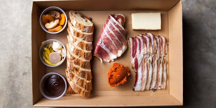 Want to impress your pals next time you gather for a picnic? Get your hands on one of the charcuterie hampers from Gerard's Bar.