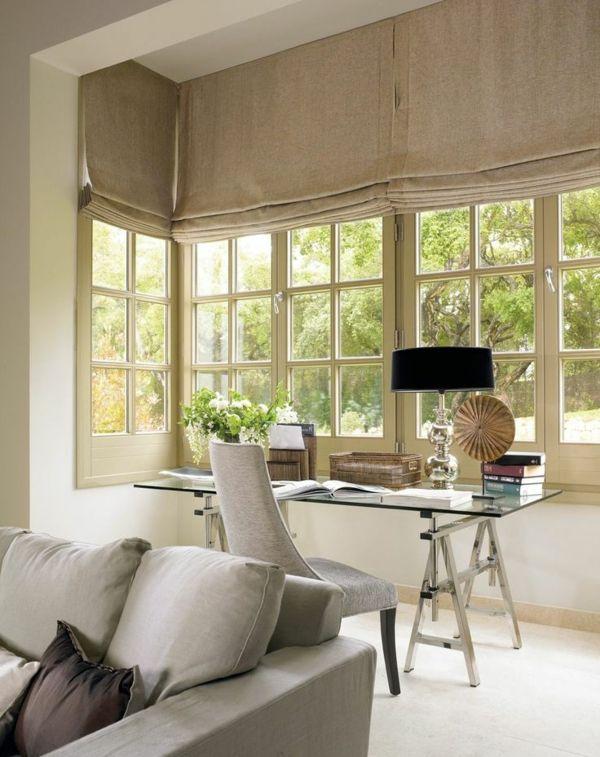 die besten 25 rollo fenster ideen auf pinterest rollo. Black Bedroom Furniture Sets. Home Design Ideas