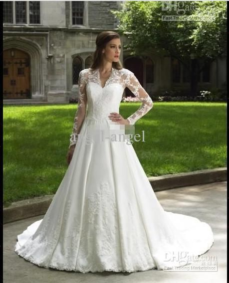 1000 Ideas About Kate Wedding Dress On Pinterest