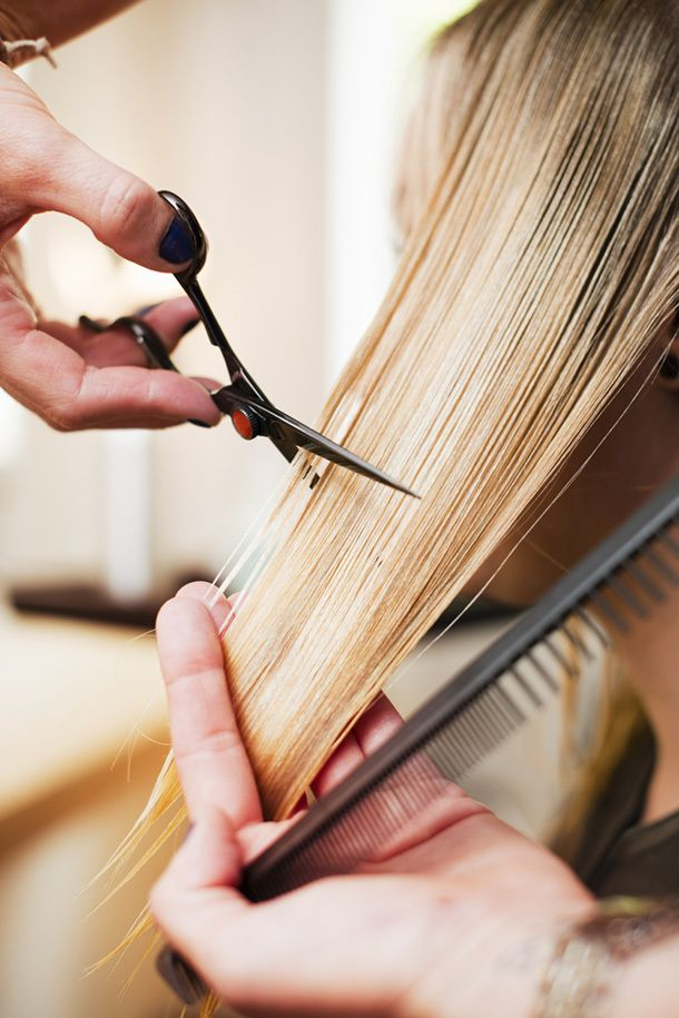 The Right Way to Cut Your Own Hair at Home