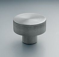 RH Modern's Spritz Knob:Our Spritz collection is sleek and spare, yet spectacular.