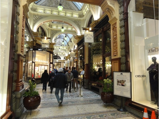 Historical Buildings, Arcade City of Melbourne. #Australia 63 Insider Tips, Photos and Reviews.