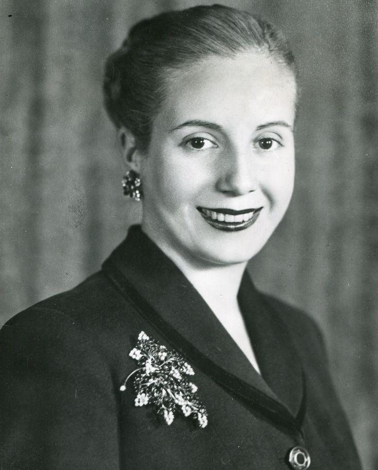 1952 - Fallece María Eva Duarte de Perón.