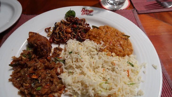 Restaurante Raja Bojun - Colombo - Sri Lanka © Viaje Comigo