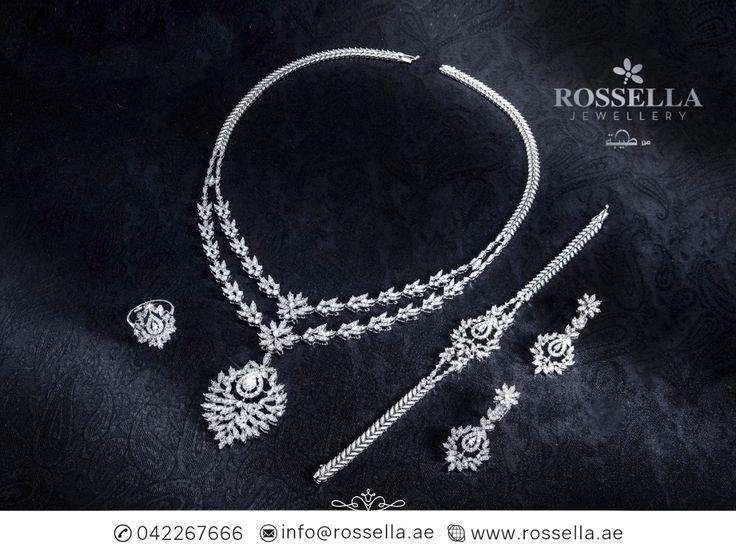 روسيلا اصالة وإبداع لا يضاهى مع الألماس الفاتن عيشي أجمل اللحظات ♥ Toll free: 800 824 22  Website: http://www.rossella.ae/  Location:  M29 - M51 Gold Land Building, Deira 41001 Dubai #UAE #SaudiArabia #Kuwait #Bahrain #Qatar #Oman #Rossella #Dubai #Diamonds #Gold #fancy #stylish #stunning #beautiful #Designs #Rings #bracelets #neckless #fashion #GCC #gems #shining #lady #redcarpetready #couturestyling #fancythat #sparkling #shining #oneofakindjewelry