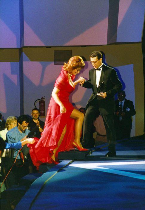 Homenaje - Sophia Loren, la belleza italiana - Libertad Digital