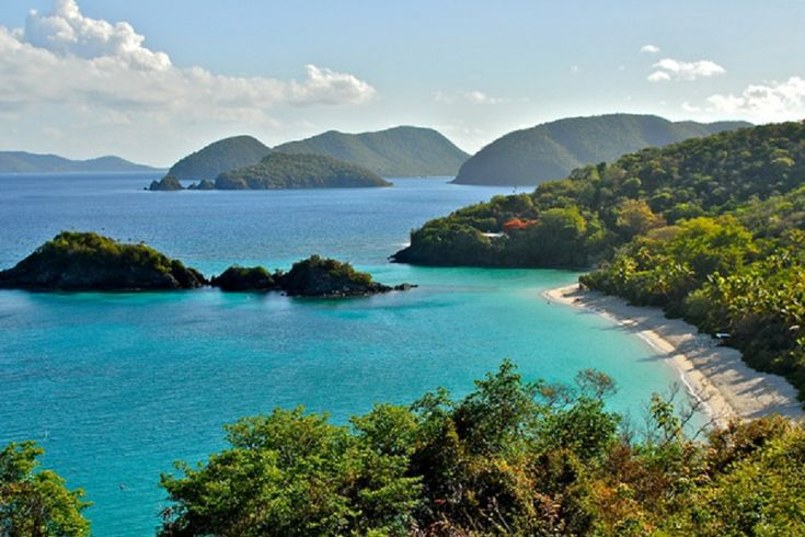 Trunk Bay, Saint John, Amerikai Virgin-szigetek