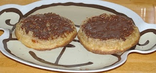 Cooking for Oscar: Chocolate Nut Spread. Amines Challenge.