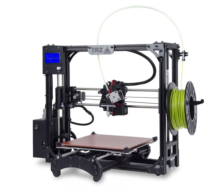 Lulzbot TAZ 5 3D Printer