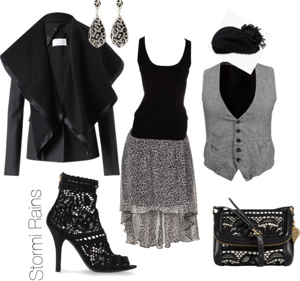 """""""Bravo in Black"""" by stormirains on Polyvore: Stormirains, Ma Style, Bravo, Polyvore, Black"""