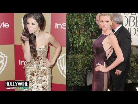 Taylor Swift Vs. Selena Gomez -- Best Breakup Revenge Outfit?!