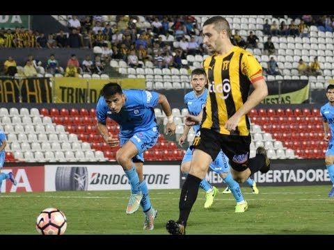 Guaraní 0 vs. Deportes Iquique 0 - Copa Libertadores 2017 - Grupo 8