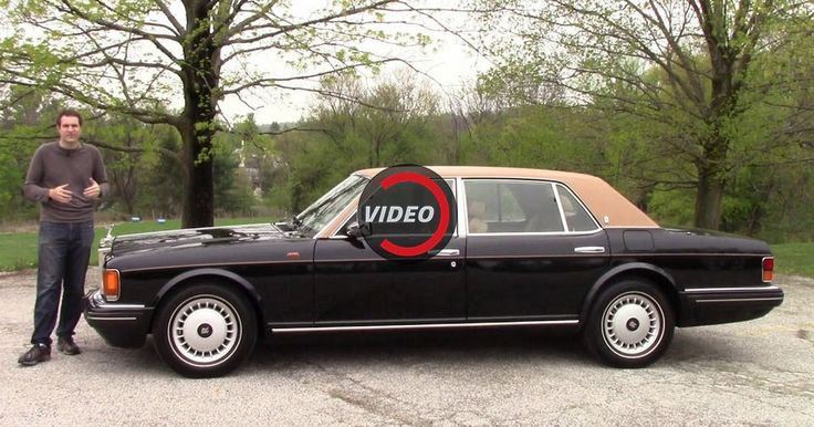 Is The 1996 Rolls-Royce Silver Spur Still A Great Limo To This Day? #Classics #Reviews