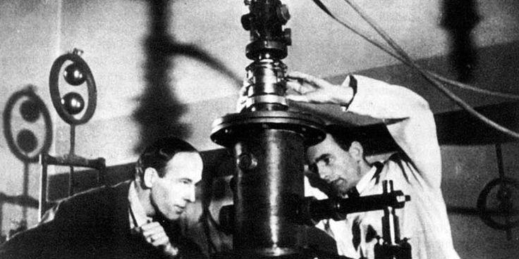 Il 9 marzo 1931 Ernst Ruska, Premio Nobel per la fisica nel 1986, sperimenta il primo microscopio elettronico.