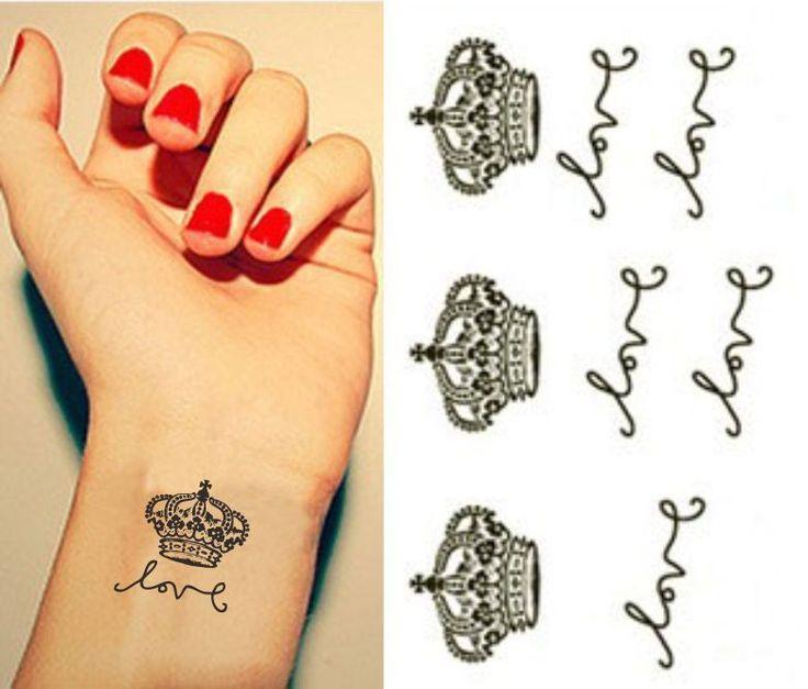coronas tattoo - Buscar con Google                                                                                                                                                                                 More