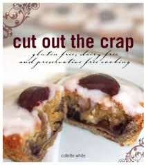 ** BEST SELLER **  Cut out the Crap caters not only for those with food allergies or intolerances but also for those who simply choose to be healthy starting with what they eat, filled with simple, healthy and mouth watering recipes, from dips to soups, salads to vegetarian, lunch box ideas to main meals and tempting sweets.  http://www.twenty8.com/online-store/books/cut-out-the-crap-cookbook