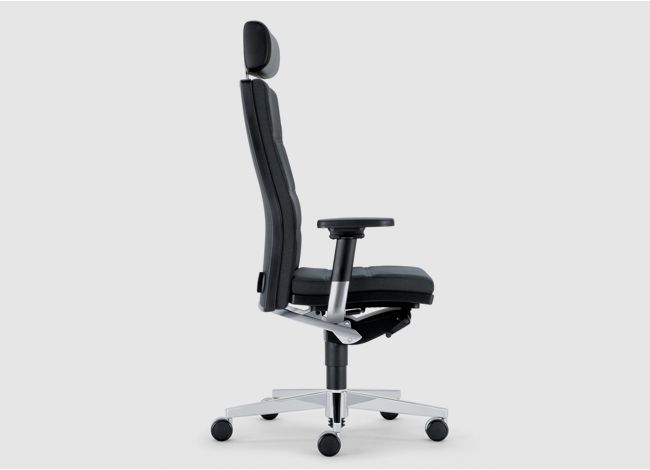 The Chair Designed For Use 24/7... Mr 24 Task Chair From