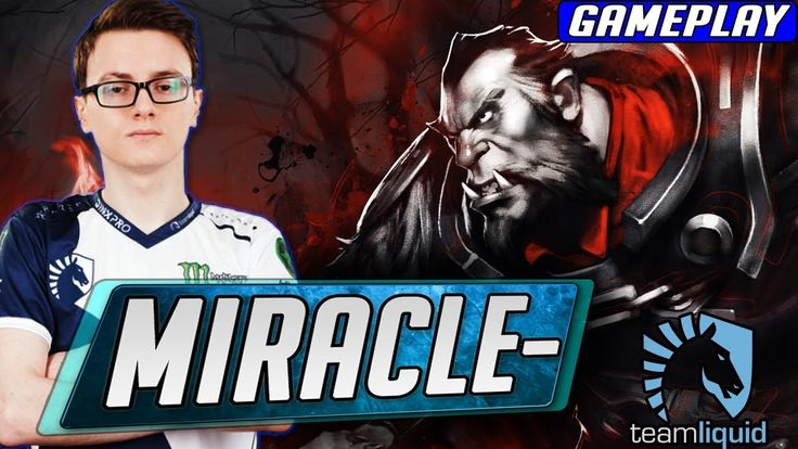 Miracle- Lycan Dota 2 Pro Gameplay | Liquid.Miracle- Perspective