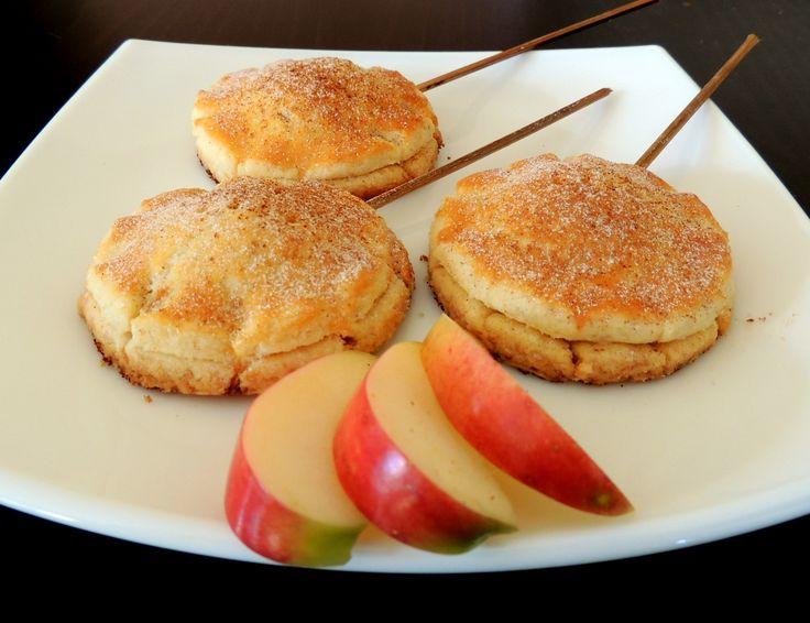 Кексы с яблоками и корицей на палочке - Natural BalkanNatural Balkan