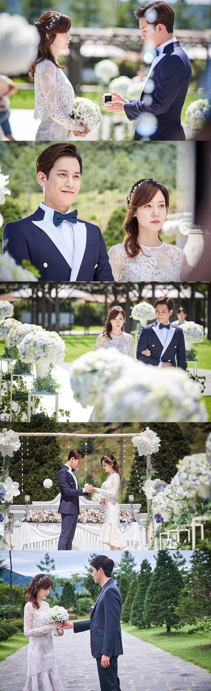 <몬스터> 성유리-박기웅, 결국 '위험한' 약혼!  이미지-1