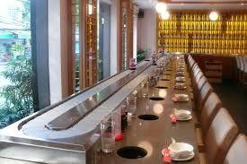 Image result for conveyor-belt sushi restaurant