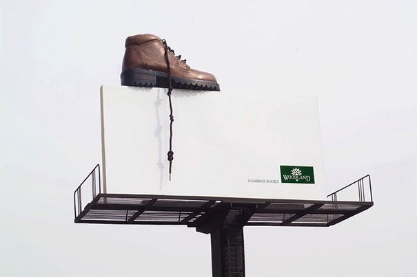33 Creative Ads Using Oversized Objects | DeMilked
