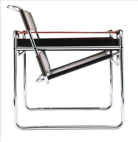 Wassily Chair // Marcel Breuer