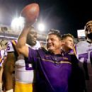 Ed Orgeron, who went 5-2 as the interim coach after Les Miles was fired, will be the new head coach at LSU, a source told ESPN.