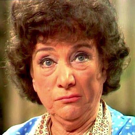 Hylda Baker ( Not On Your Nellie )