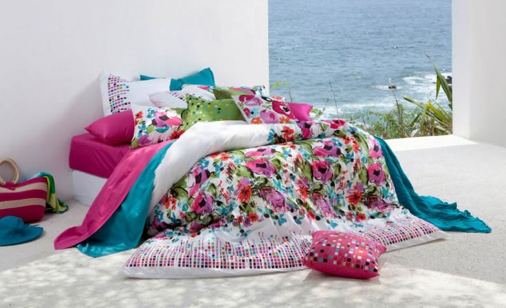 Winona Bed Linen From Kas from Harvey Norman NewZealand