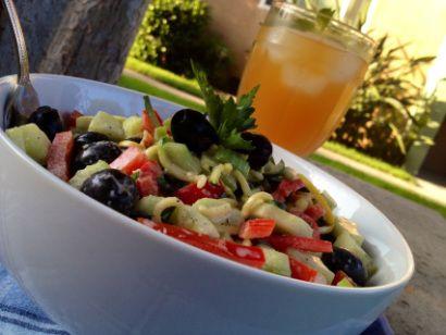 "SpiraLife ""Anti"" Pasta Salad | Lifestyle Dynamics"