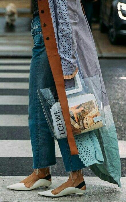 Fashion Week street