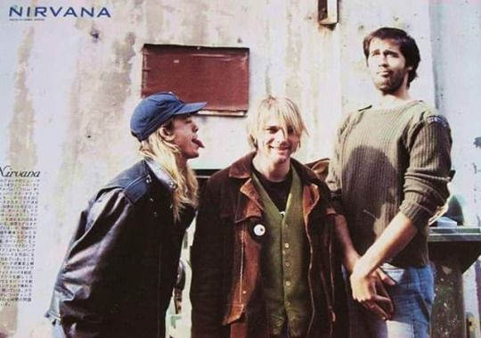 a typical NIRVANA moment