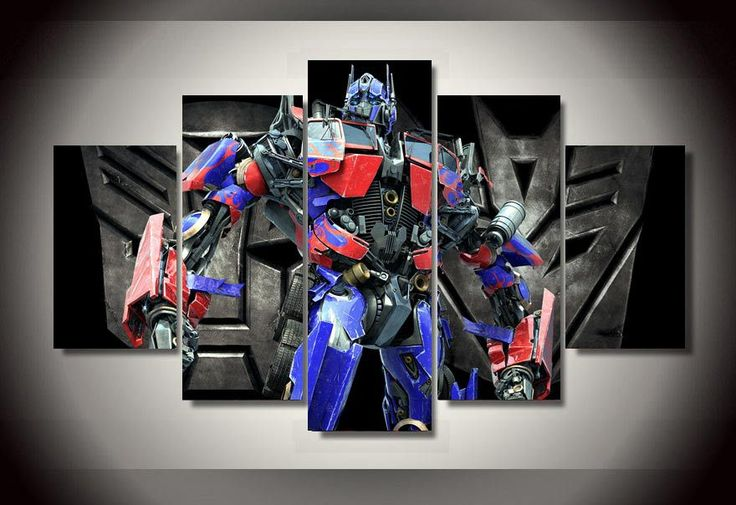 (Unframed) Printed Optimus Prime Transformers picture Painting wall art room decor print poster picture canvas Art Picture //Price: $48.72 & FREE Shipping //     #hashtag1