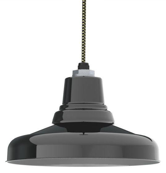 Ivanhoe® Union Warehouse Porcelain Pendant - Barn Light Electric Co.